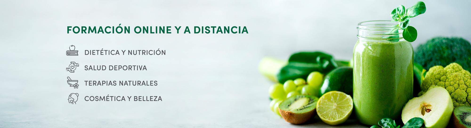 Instituto DYN cursos de nutrición y dietética