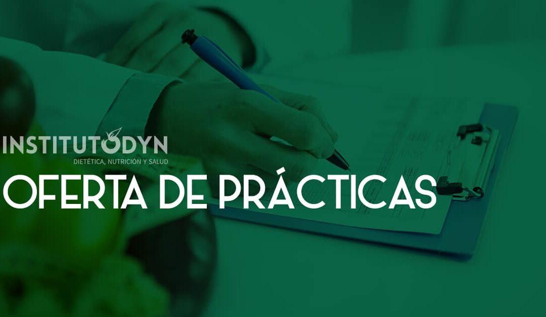 Oferta de Prácticas como Técnico de Registros