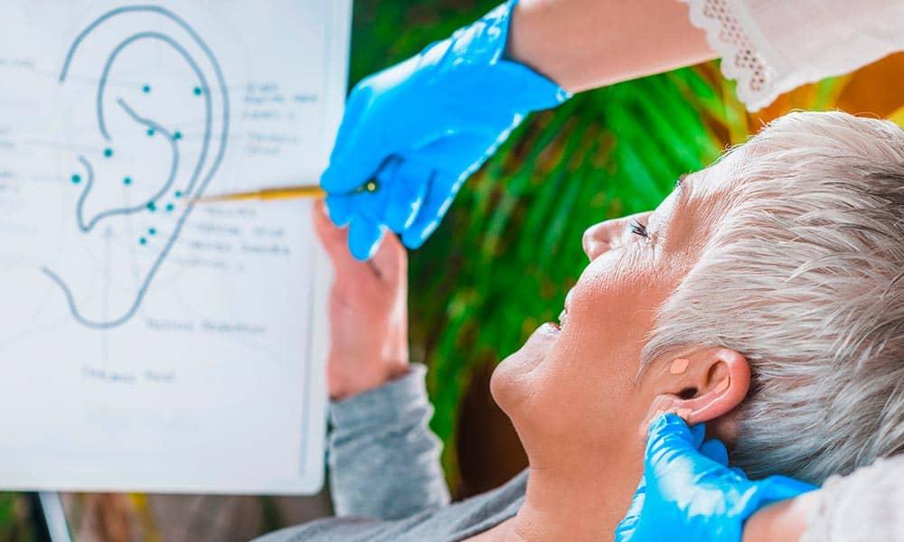 Auriculoterapia: qué es, beneficios y contradicciones