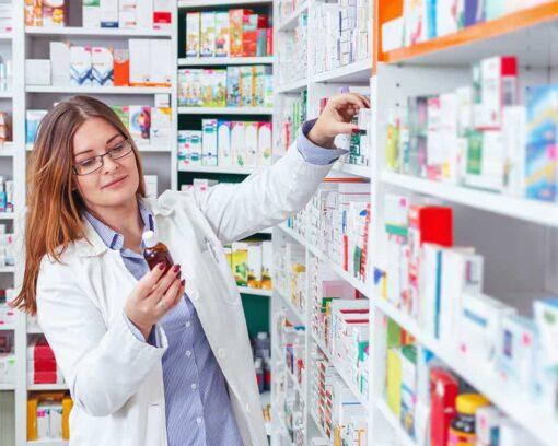 Estudiar para ser Auxiliar de Farmacia