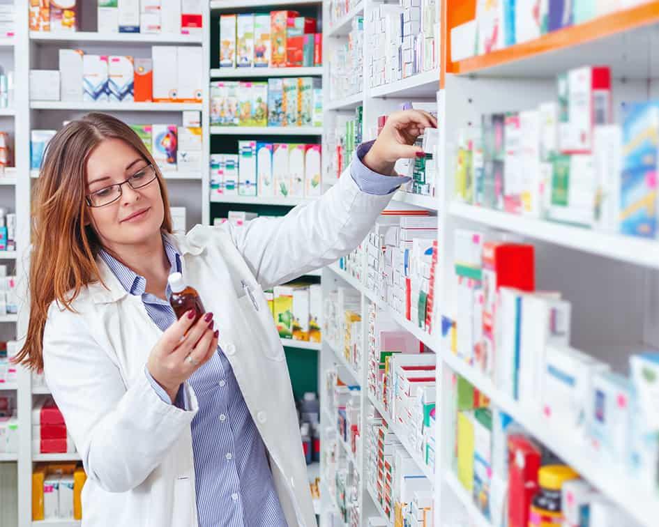 funciones del personal asistente de farmacia