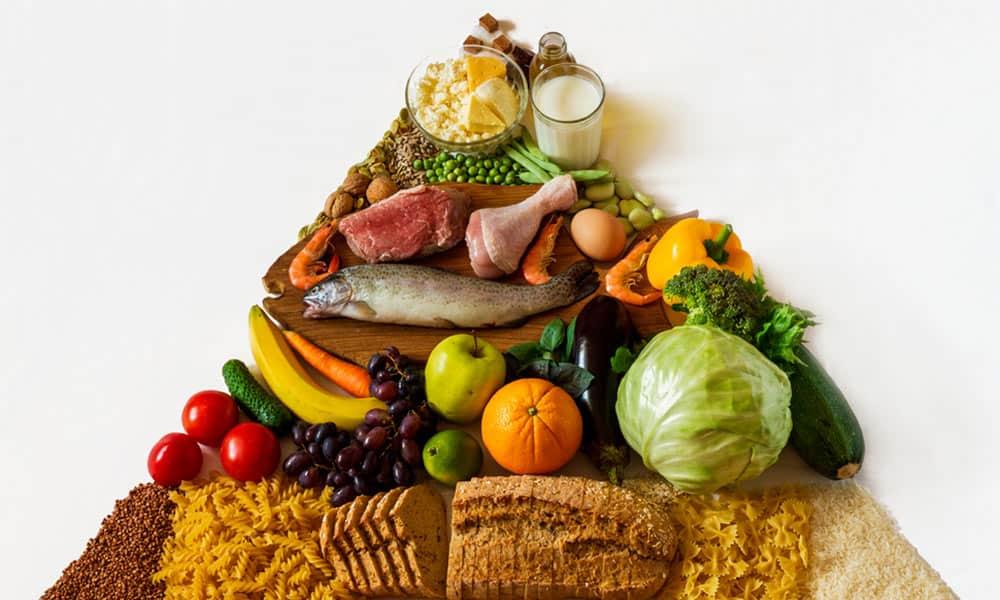 Conoce la clasificación de la pirámide nutricional para un estilo de vida saludable