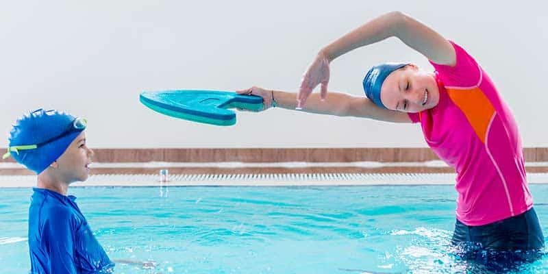 Fórmate con el Curso Entrenador de Natación y prepárate para trabajar como monitor de agua