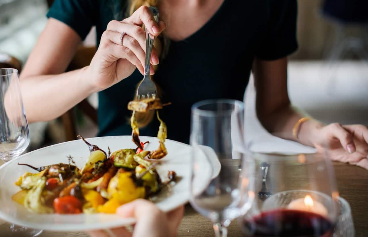 La dieta de los puntos, comer bien para perder peso
