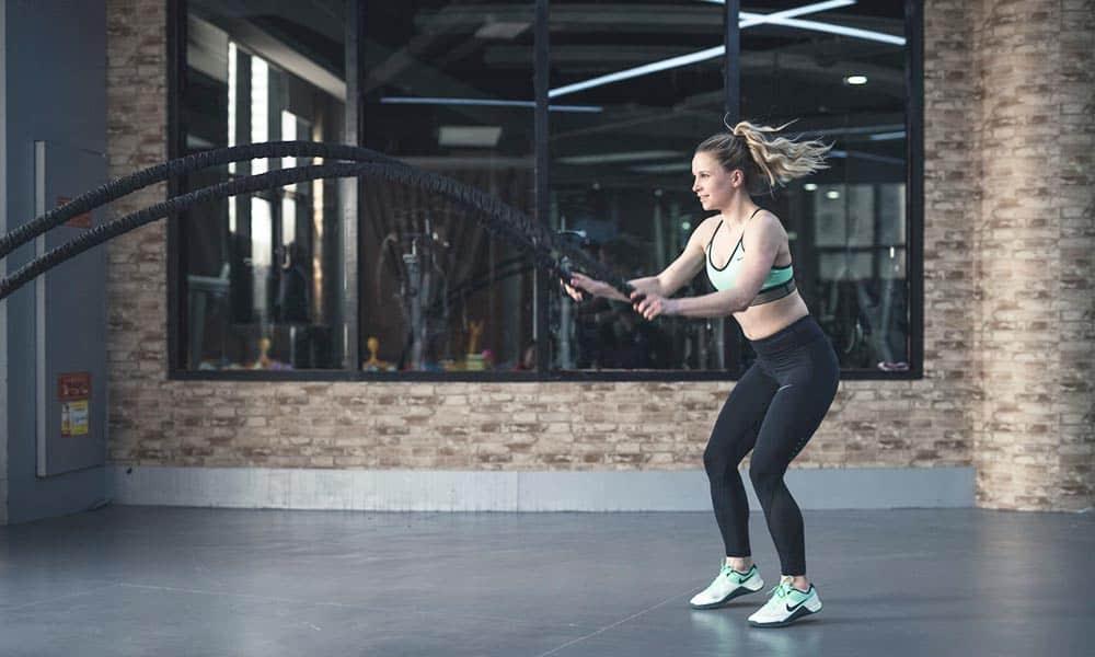 Ejercicios crossfit, una opción perfecta para mantenerse en forma