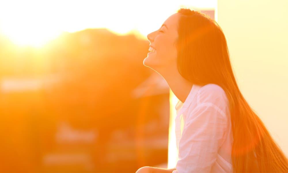 Descubre cómo suplir la falta de vitamina D en tiempos de confinamiento.
