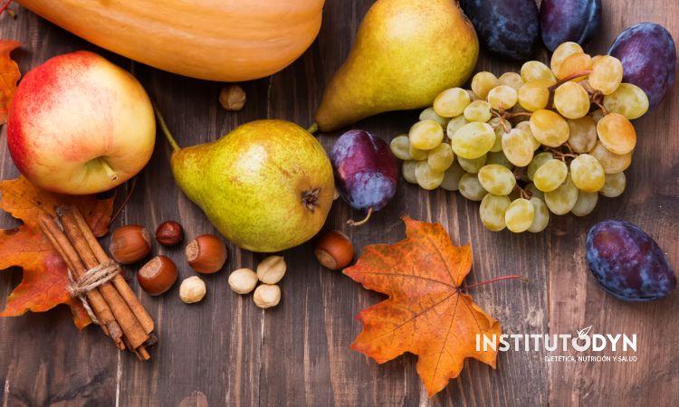 12 frutas de otoño para aprovechar los alimentos de temporada