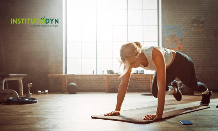 Aprende a trabajar la fuerza resistencia con estos ejercicios