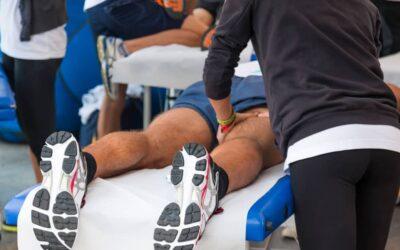 Tipos de masajes deportivos y cuáles son sus beneficios