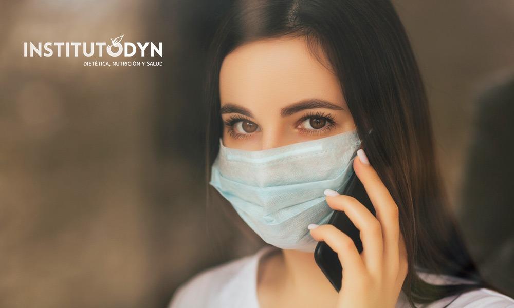 Descubre cómo tratar y evitar el maskné, el acné causado por el uso de la mascarilla