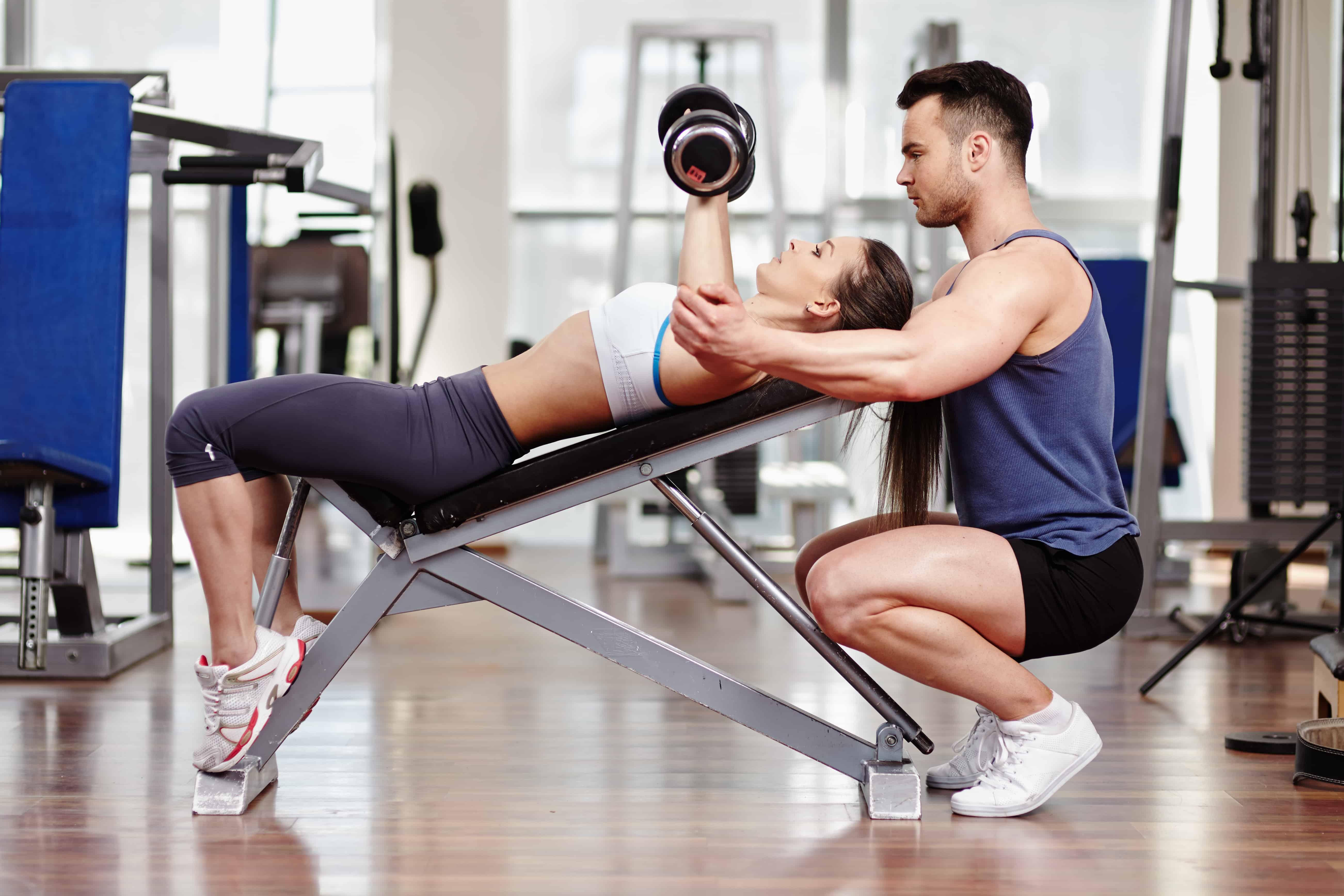 Estudiar el Máster Personal Trainer + Nutrición Deportiva