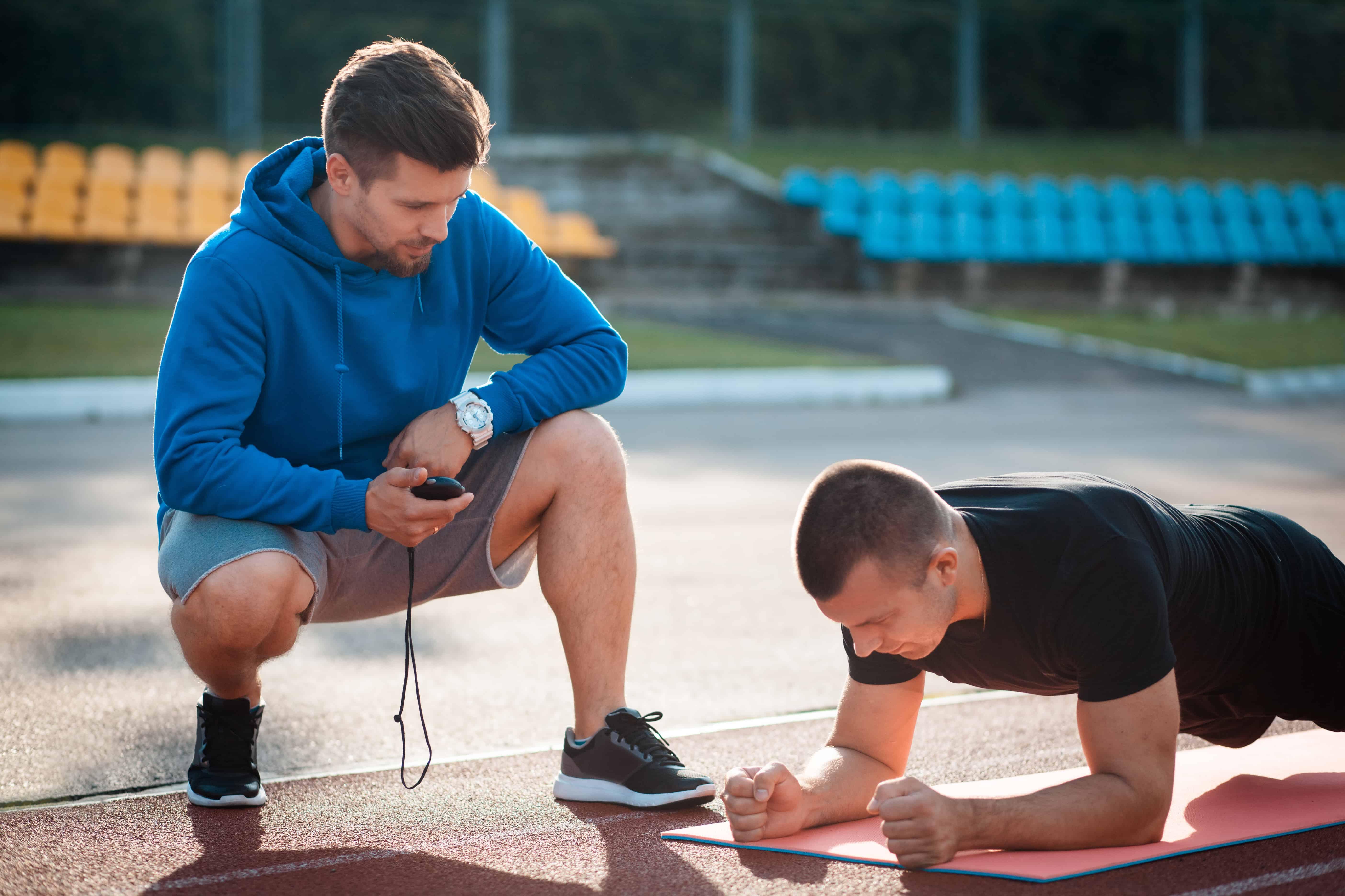 Estudiar el Máster Personal Trainer