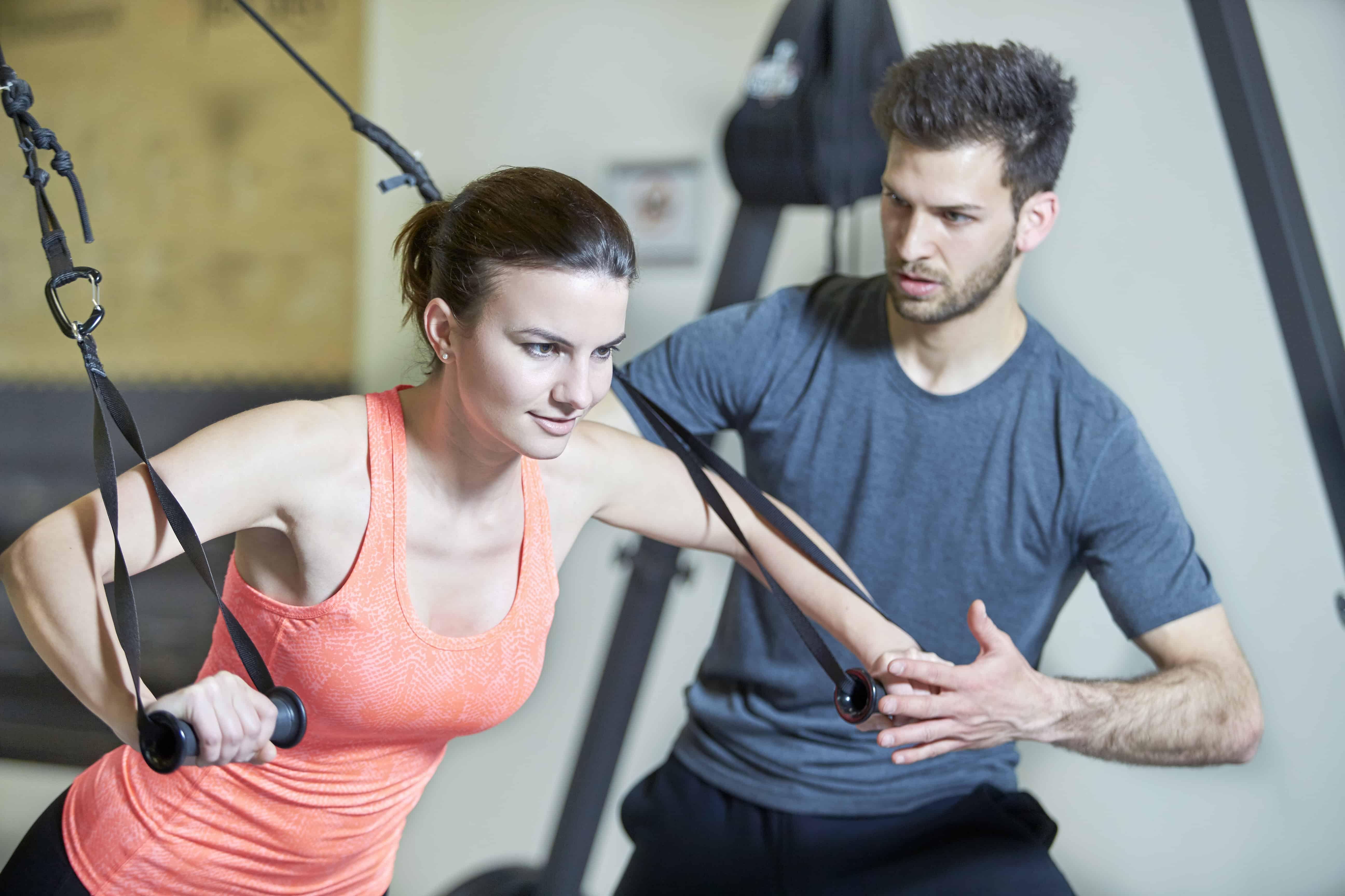 Estudiar el Máster Personal Trainer y conviértete en entrenador personal.