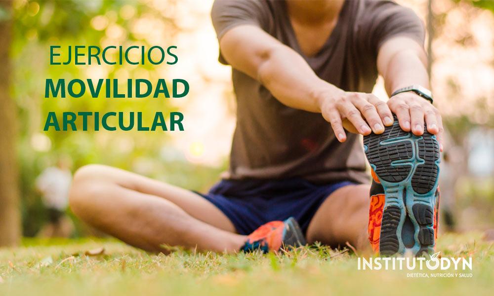 Ejercicios de movilidad articular para fortalecer las articulaciones y prevenir lesiones en el ejercicio