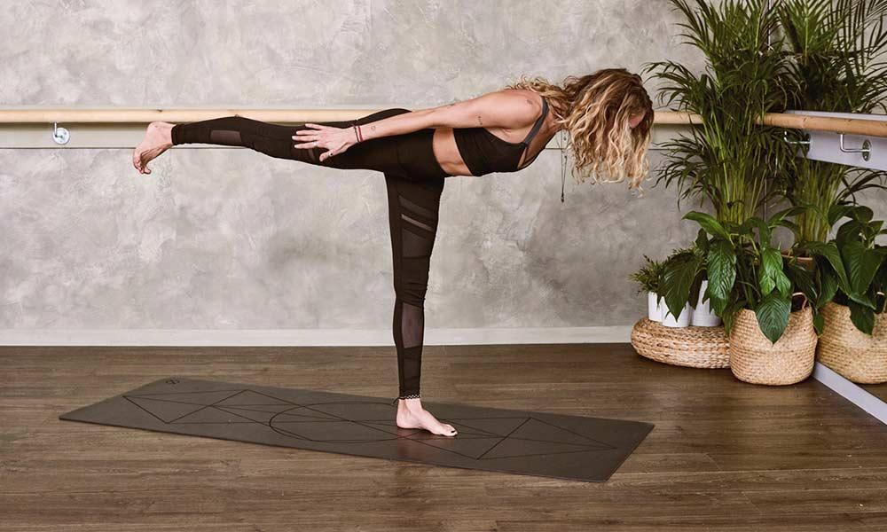 Sigue esta rutina de ejercicios de pilates en casa