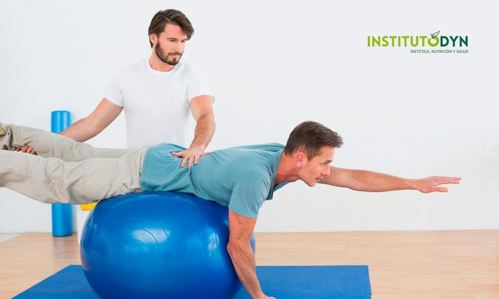 Pilates terapéutico para fortalecer la musculatura