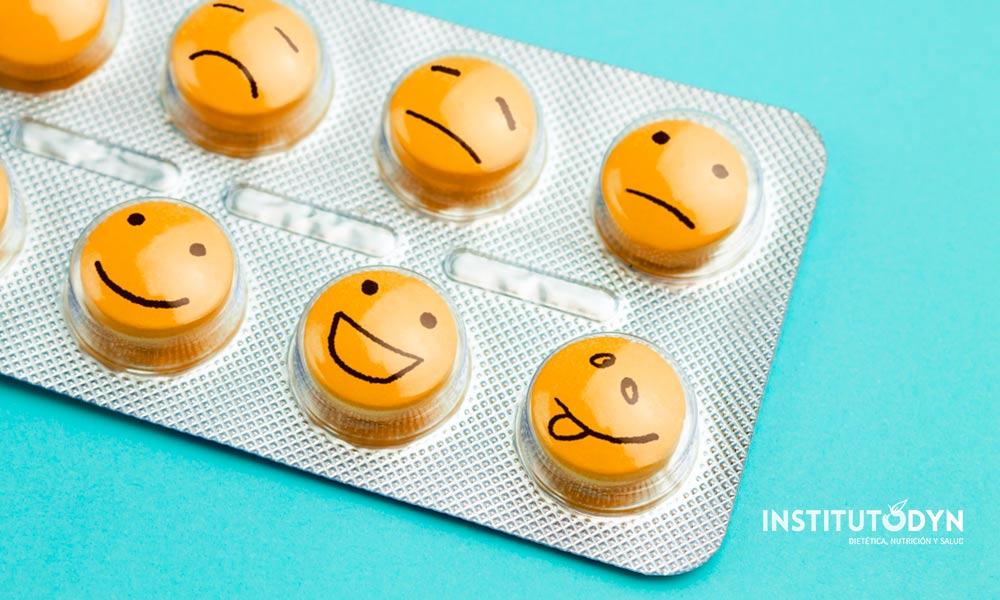 Distingue los distintos tipos de psicofármacos y sus efectos secundarios