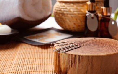 ¿Cuáles son los meridianos y puntos de acupuntura?