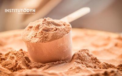 ¿Es necesario tomar suplementos proteicos?