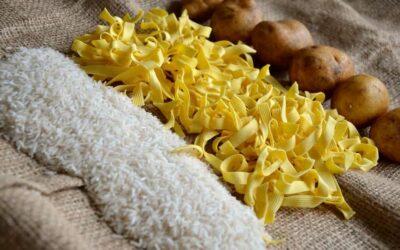 Alimentos con carbohidratos, ¿cómo afectan a nuestra dieta?