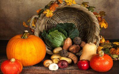 Alimentos de temporada, lo mejor para tus dietas
