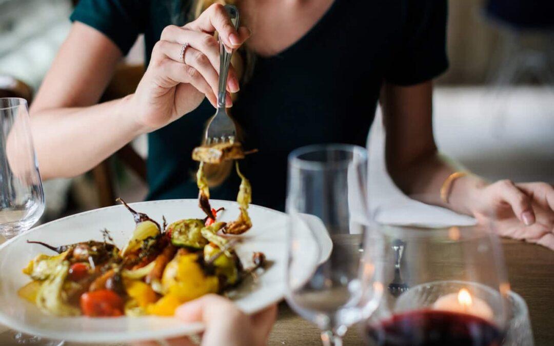 Dieta de los puntos, comer bien para perder peso